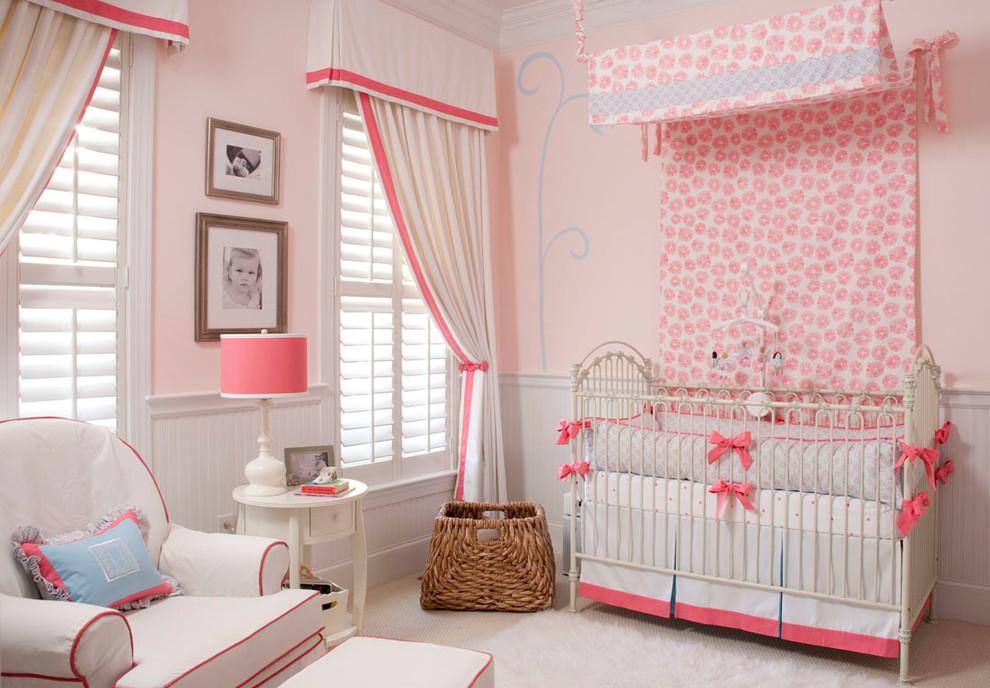 Дизайн детские шторы